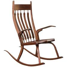 Rocking Chairs For Sale Wooden Rocking Chairs For Sale Craftsman Wooden Rocking Chair Dark