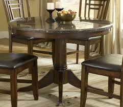 table handsome hillsdale patterson round marble pedestal dining