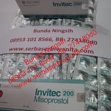 Obat Invitec Misoprostol jual obat penggugur aman bidanningsih