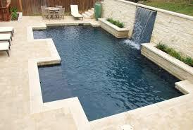 Swimming Pool Ideas For Small Backyards Pool Design Ideas For Small Backyards In Austin Texas Pool U0026 Patios