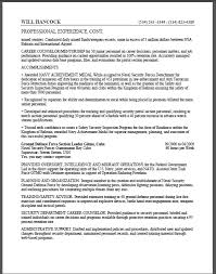 Resumes For Federal Jobs by Usajobs Resume Cover Letter Sample Usa Jobs Resume Cover Letter