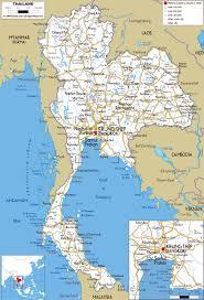 Printable Maps Printable Map Of Thailand Printable Maps
