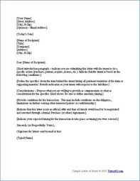resignation letter samples 0009 future ideas pinterest