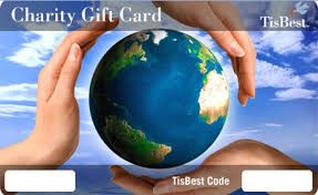 how much are gift cards how green are your charitable gift cards and how much money