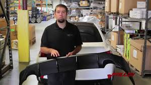 lexus isf rear diffuser how to lexus is250 is350 rear diffuser install stillen youtube