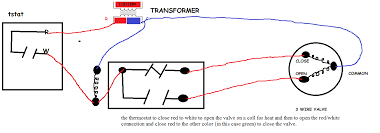 how do i wire a two 24vac transformer system on a gas fired