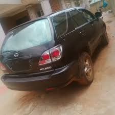 lexus rx300 in nairaland sharp sale tokunbo 2002 lexus rx300 1 550m london used well
