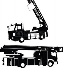 Old Ford Truck Vector - truck silhouette clip art 39
