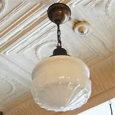 Milk Glass Pendant Light Viewing Photos Of Milk Glass Pendant Light Fixtures Showing 15 Of
