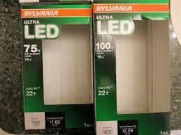 osram sylvania ultra led bulb review