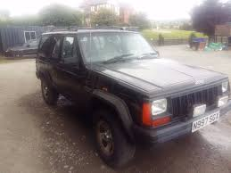 black jeep breaking black jeep cherokee 2 5 turbo diesel vm engine 4x4 parts