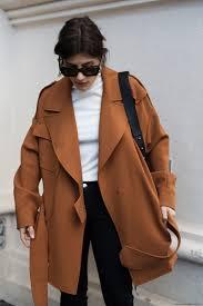 burnt orange color trend fall winter 2017
