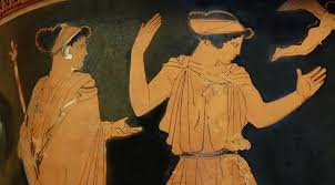 Aphrodite Vase Helen U0027s Mixed Feelings For Alexander In Iliad 3 The Cognitive