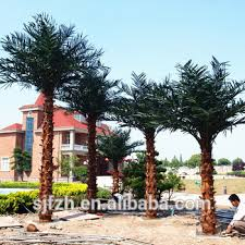 excellent quality artificial outdoor decorative metal palm