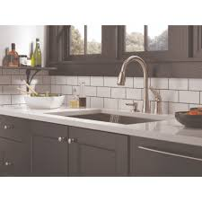 delta kate kitchen faucet delta faucet 16970 sssd dst kate brilliance stainless pullout spray