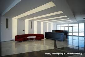 Commercial Track Lighting Track Lighting In Commercial Ceiling Light Me Up Pinterest