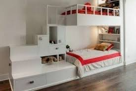 Staircase Bunk Beds Twin Over Full by Twin Over Full Bunk With Stairs Foter