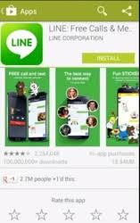 line apk line 7 18 0 for android free