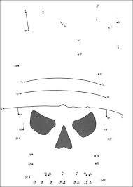 halloween dot to dot 18 printable halloween dot to dot sheets