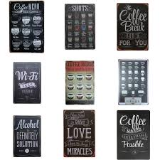 popular vintage sign coffee buy cheap vintage sign coffee lots