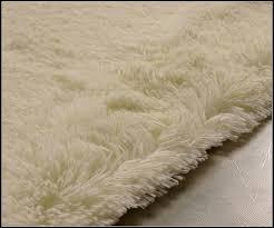 Shaggy Cream Rug Fluffy Rugs Blue Uni Adore Shaggy Rugs 207 001 900 In Blue By
