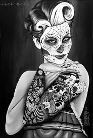 17 best sugar skulls images on drawing and drawings