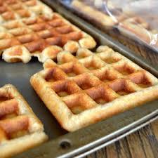 Toaster Waffles How To Freeze Homemade Waffles