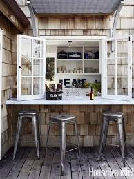 the very best outdoor bars u0026 dining diy projects for small spaces