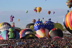 weather is solid for balloon fiesta nasa