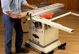 table saw reviews fine woodworking tool review hybrid tablesaws