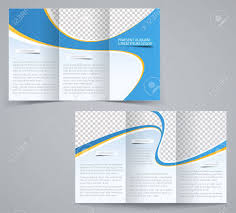 free three fold brochure template three fold business brochure template corporate flyer or cover