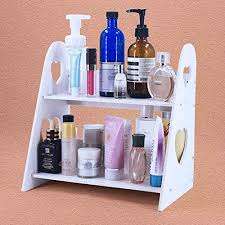 Plastic Bathroom Storage Generic New White Plastic Bathroom Storage Shelf Rack Heavy Duty
