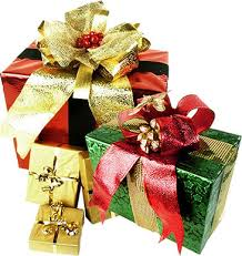 christmas bows for presents christmas clipart graphics animations