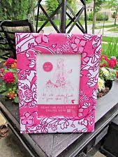 sorority picture frame lilly pulitzer sorority ebay