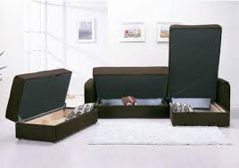 Chaise Beds Modern Sofa Bed With Storage Chaise Centerfieldbar Com