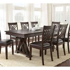 dining brayden studio adrian extendable dining table expanding
