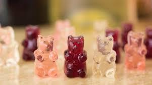 make your own gummy bears wine gummy bears recipe white rosé wine gummy bears