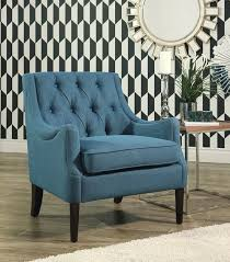 Living Room Chairs Teal Chairs Clinton Accent Chair Teal