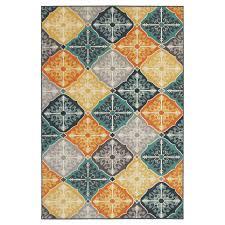 Multicolored Rug Oriental Weavers Hampton 530w Indoor Area Rug Hayneedle