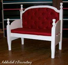 Bench Made From Bed Headboard White Twin Headboard Bench Headboard Benches Twin Headboard And