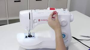 singer fashion mate 3342 sewing machine threading youtube