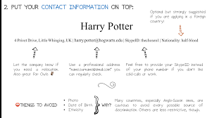 write the perfect resume for developers u2013 jaguar28 u2013 medium