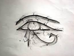 horus eye by bobbyamok on deviantart