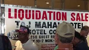liquidation sale at trump u0027s ex taj mahal casino draws huge crowds
