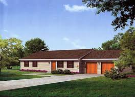 ranch style house 122