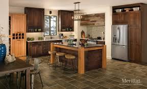 Merillat Kitchen Islands by Merillat Classic Tolani In Oak Pecan Merillat