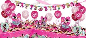 minnie mouse party supplies birthday party decorationshappy birthday jacob birthday party ideas