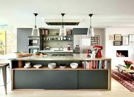 idee cuisine avec ilot idee cuisine ilot central cuisine perspective idee cuisine avec ilot