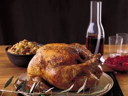 cooking turkey night before thanksgiving perfect roast turkey recipe pam anderson food u0026 wine
