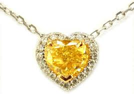 yellow diamond pendant necklace images Yellow diamond pendants leibish jpg